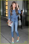 Zendaya Coleman Out And About In NYC